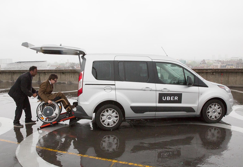 véhicule uber