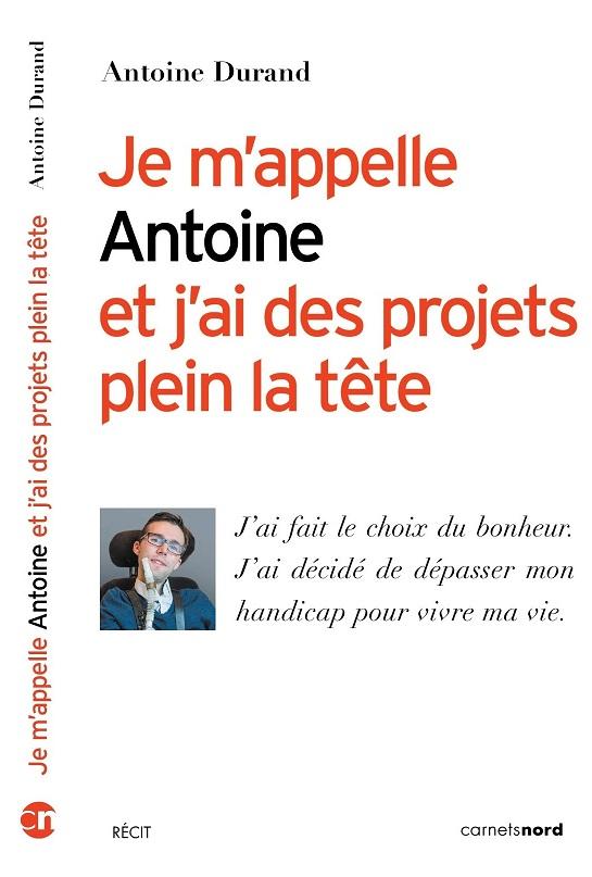 Couverture du livre d'Antoine Durand