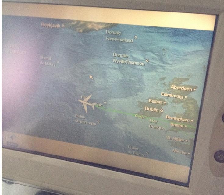 Localisation géographique carte
