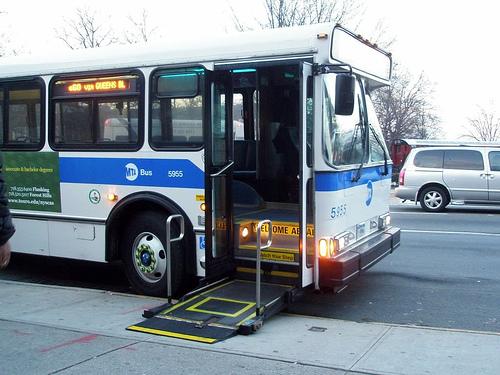 bus plateforme