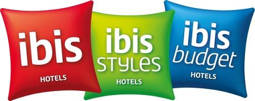 Logo hotels Ibis